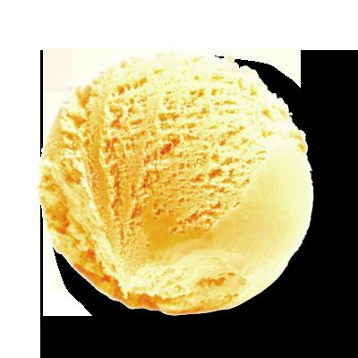 Helado de maracuya - helado de parcha